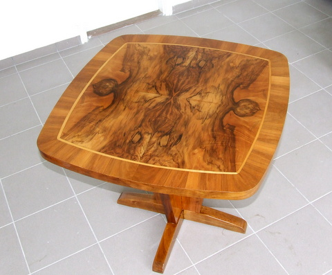 Art Deco table top.