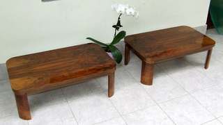 Pair of Art deco Coffee Tables. Click here for more photos, more info and the price.