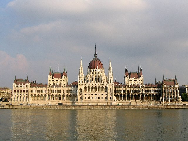parliment, budapest.